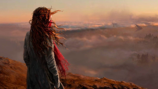 La nouvelle production de Peter Jackson se dévoile — Mortal Engines