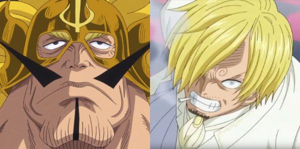 One Piece Sanji