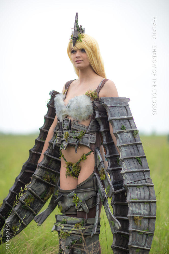 cosplay shadow of the colossus 5