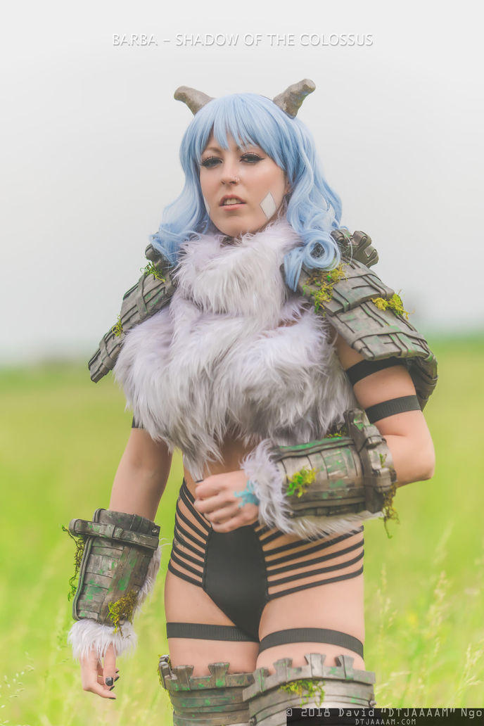 cosplay shadow of the colossus 12