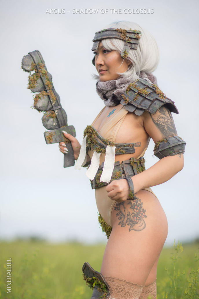 cosplay shadow of the colossus 3