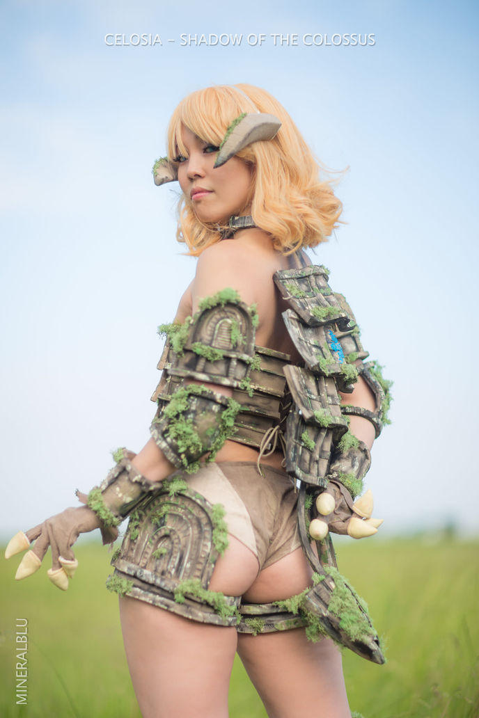 cosplay shadow of the colossus 7