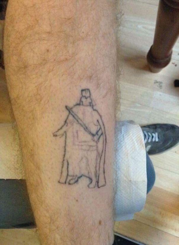 50 tatouage raté 15