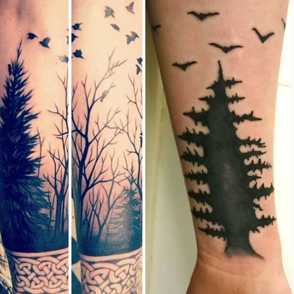 50 tatouage raté 36