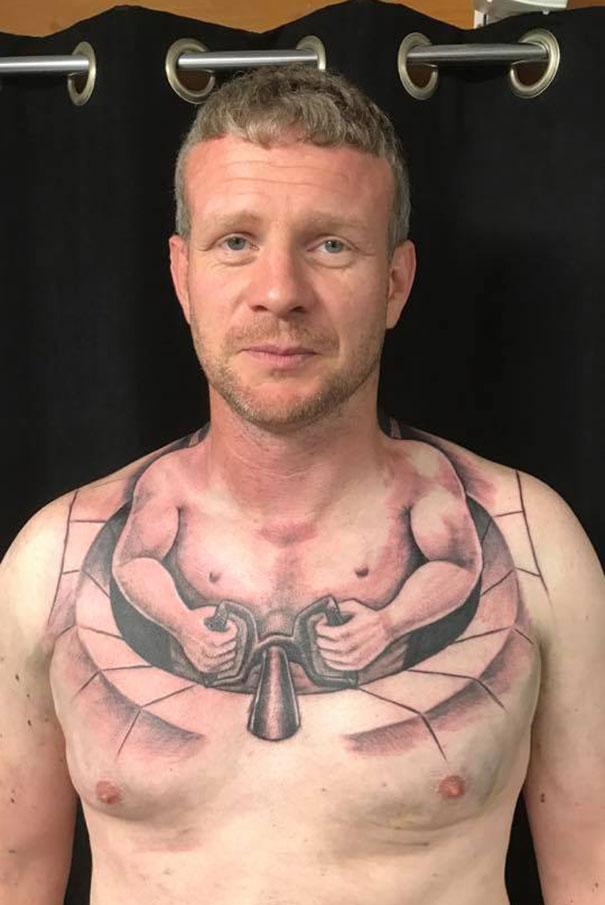50 tatouage raté 45