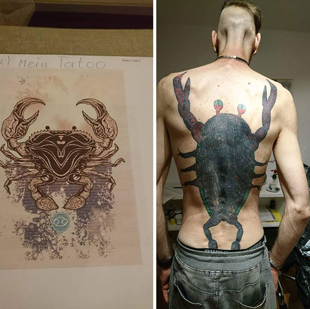 50 tatouage raté 10