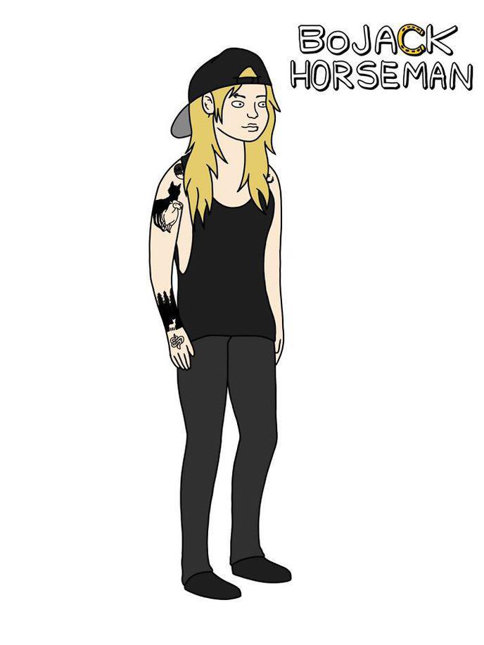 Hannah Dunn dessin style different 5