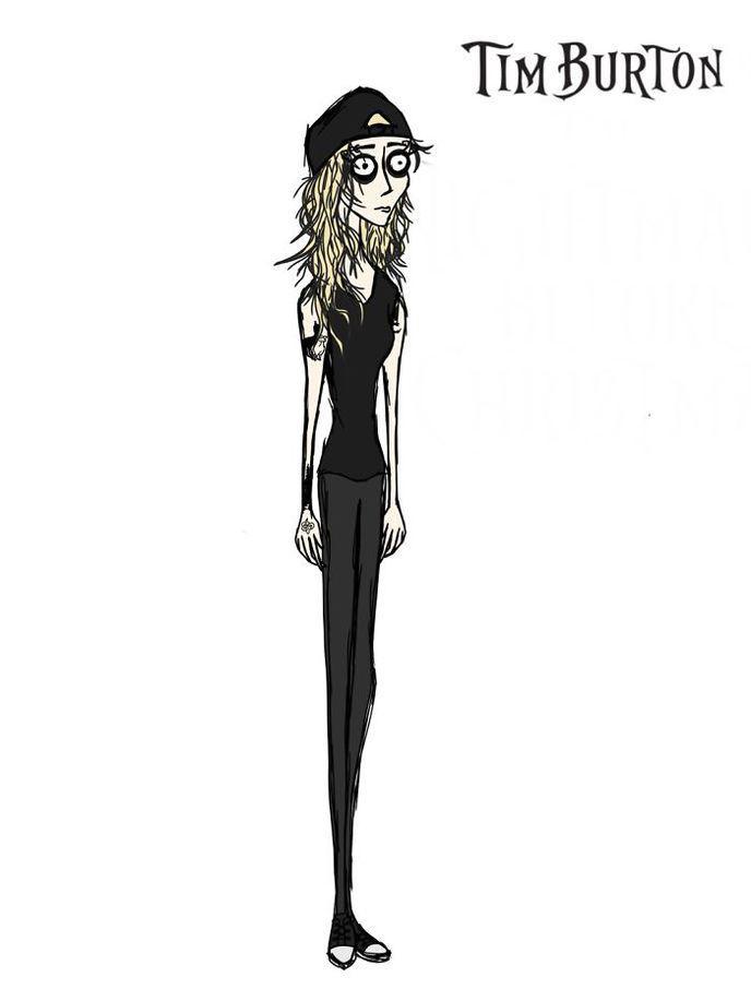 Hannah Dunn dessin style different 29