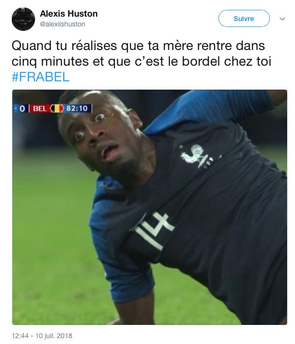 france/belgique demi-finale 14
