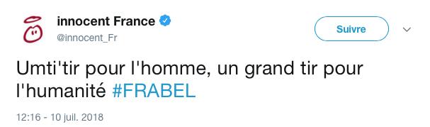 top tweet Belgique France 32