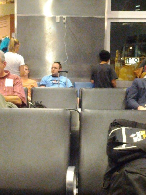 photos insolites aéroport 26