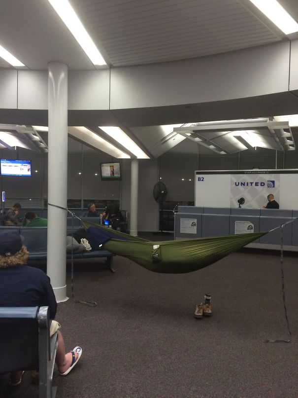 photos insolites aéroport 14