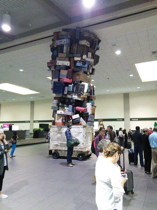 photos insolites aéroport 2