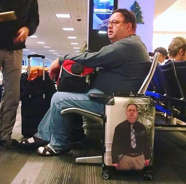 photos insolites aéroport 44