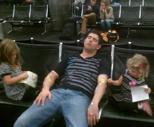 photos insolites aéroport 16