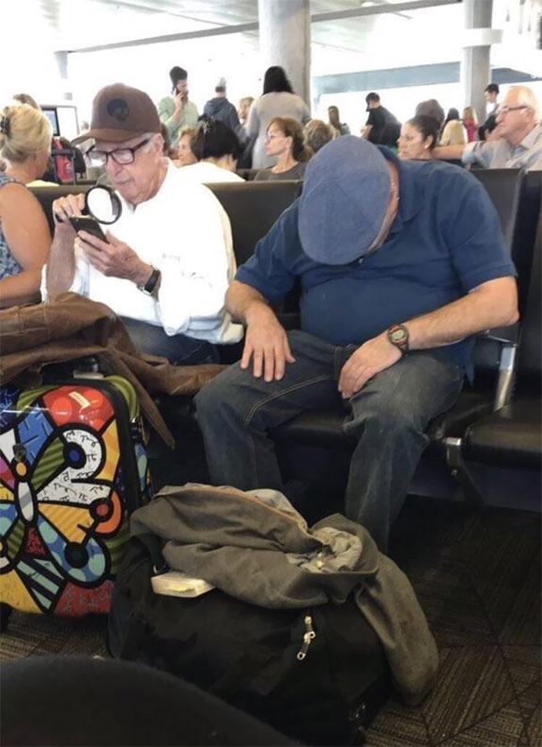 photos insolites aéroport 37
