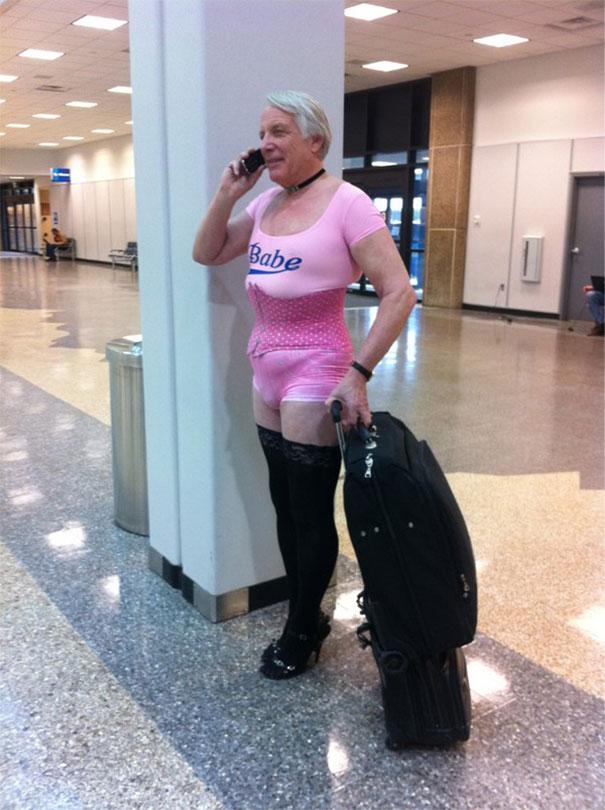 photos insolites aéroport 6