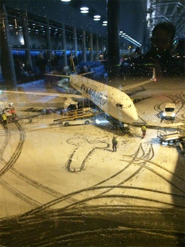 photos insolites aéroport 7