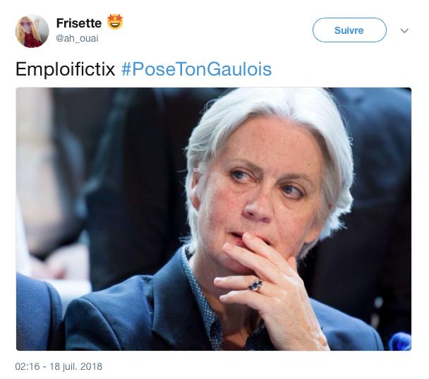 top tweets pose ton gaulois 27