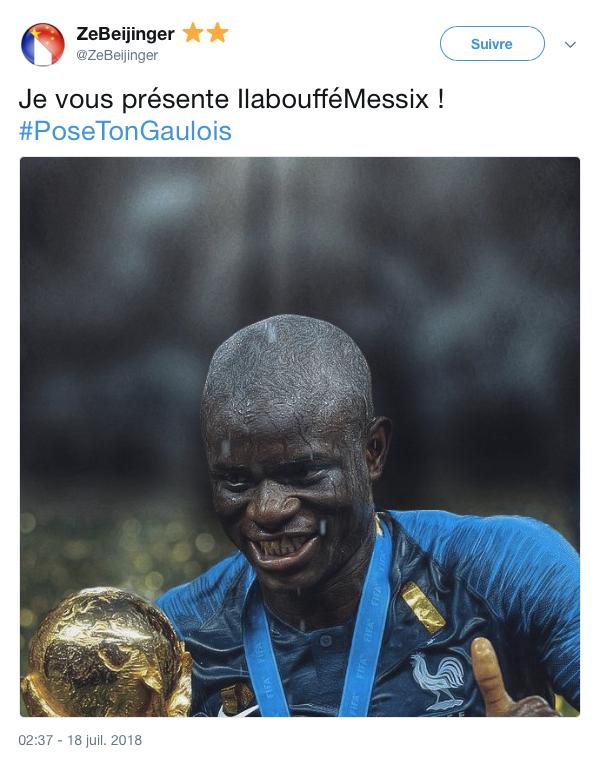 top tweets pose ton gaulois 20