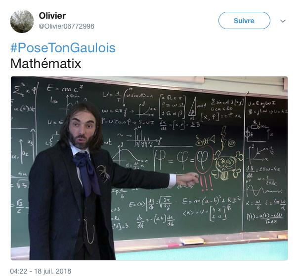 top tweets pose ton gaulois 11