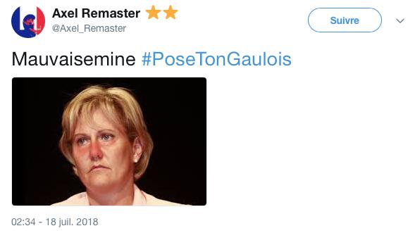 top tweets pose ton gaulois 8