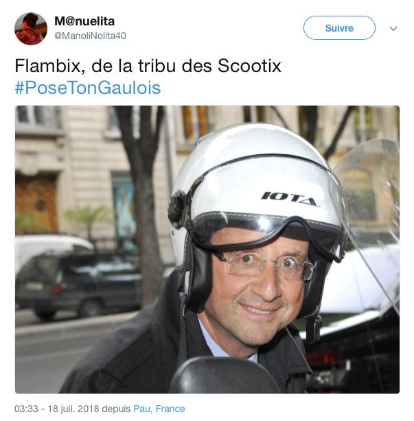 top tweets pose ton gaulois 7