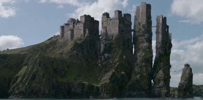Game of Thrones tournage