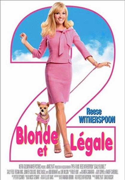 blonde et légale 2