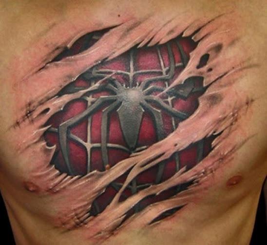 tatoo 3D 5