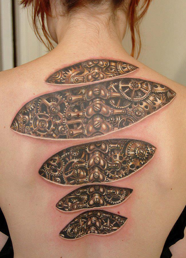 tatoo 3D 22