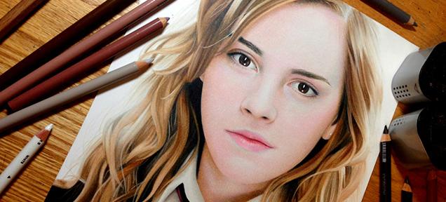 Une Jeune Fille De 20 Ans Dessine Des Portraits Incroyables De Realisme