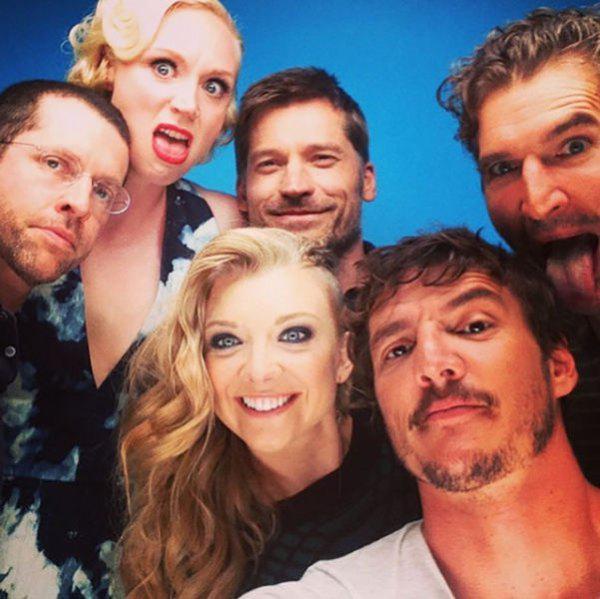 Acteurs Game of Thrones