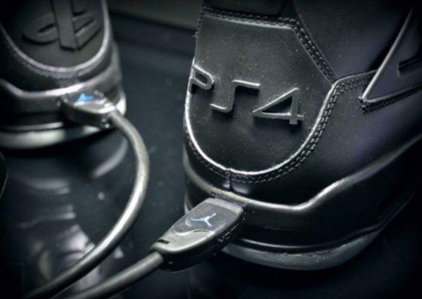 nouveau style 18e37 a96d7 Les Air Jordan PS4 sont dotées d'un port HDMI... qui ne sert ...