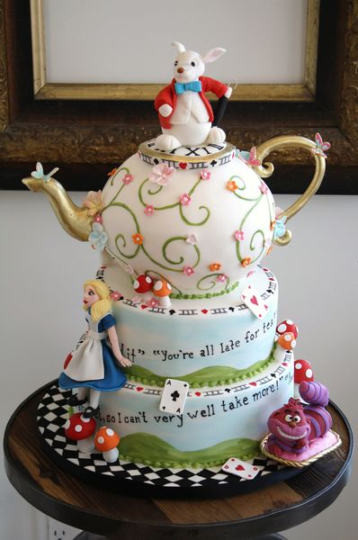 Gâteau geek