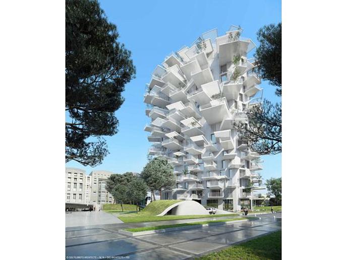 l 39 arbre blanc une folie architecturale montpellier