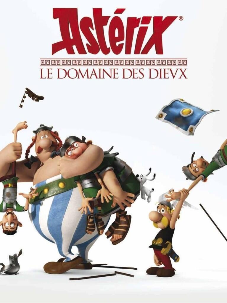 Ast�rix - Le Domaine des Dieux | Multi | BDRiP