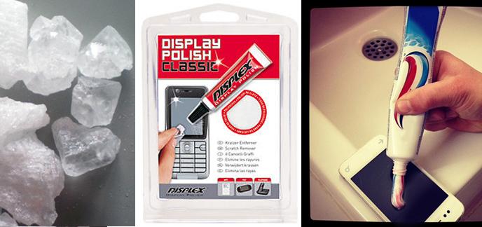 8 astuces pour enlever les rayures sur un cran de smartphone. Black Bedroom Furniture Sets. Home Design Ideas