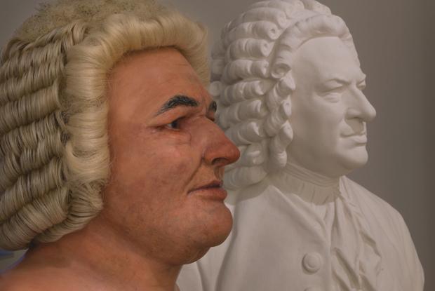 Favori 10 reconstructions de visages de personnes historiques connues en 3D VY36