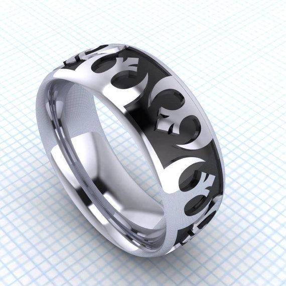 époustouflant Des bagues de fiançailles à faire frémir un geek (et une geekette) @DI_53