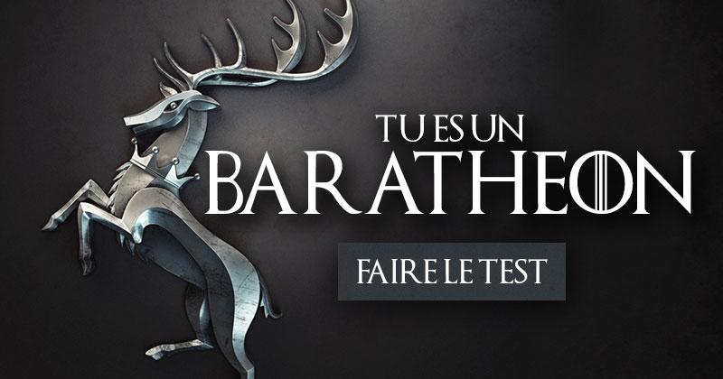 [Test] Vous êtes de quelle maison GoT ? - Page 2 Baratheon