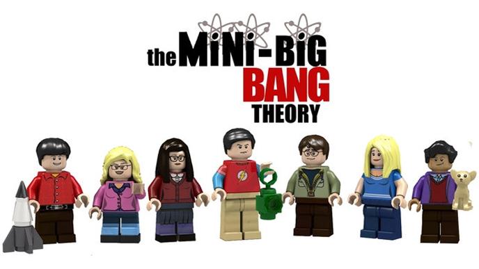 big bang lego