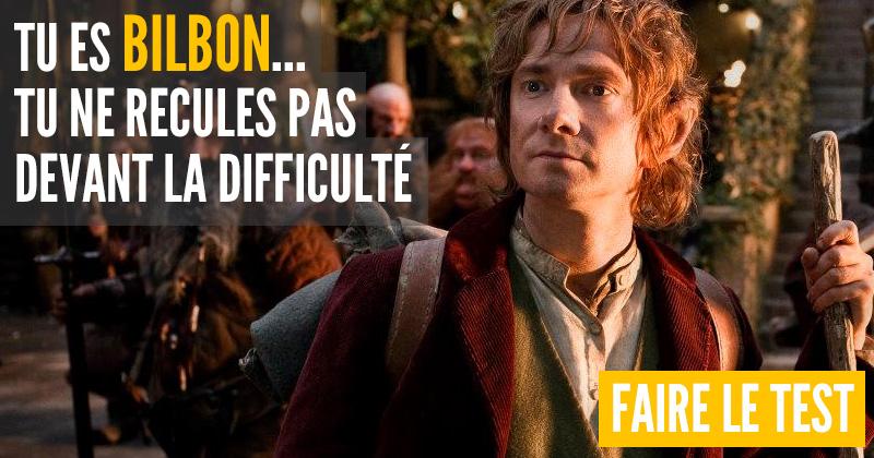 """[Test] Quel personnage du """"Hobbit"""" es-tu ? Bilbon"""