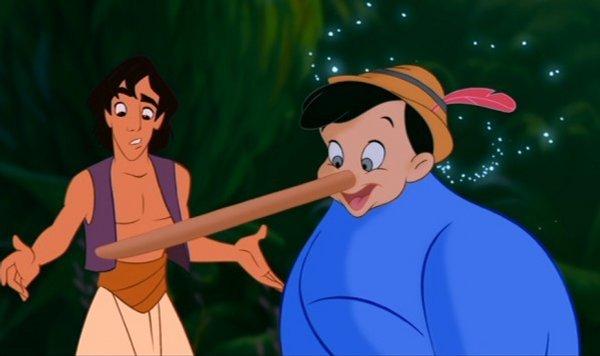 Aladdin Disney Personnages top des personnages disney cachés dans d'autres films disney