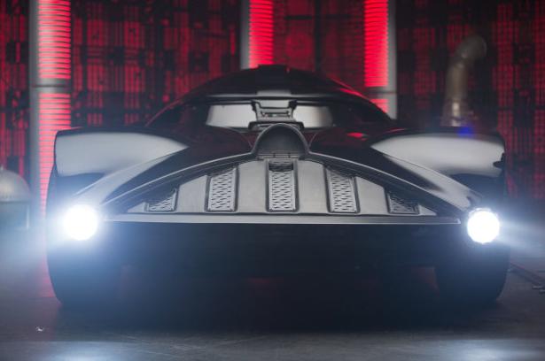Dark Vador car