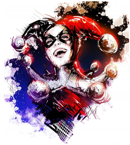 Top 30 Des Plus Sublimes Fan Arts D Harley Quinn