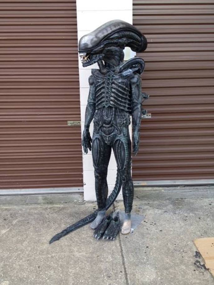 extraterrestre a vendre