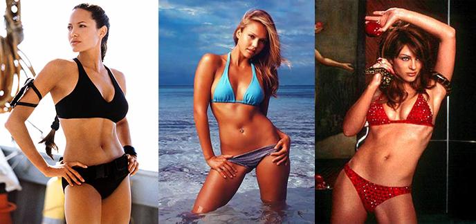 Films Dans 15 Bikini En Top Les Scènes Des Wygwq4aOpz