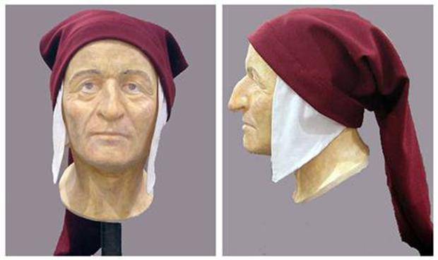 Très 10 reconstructions de visages de personnes historiques connues en 3D ND74