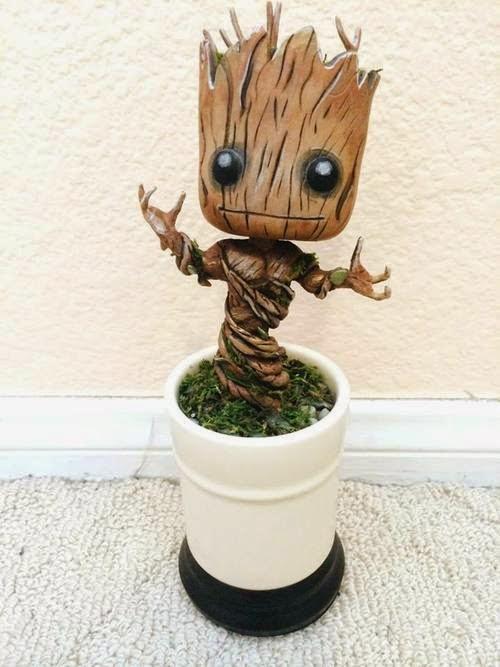 Un Petit Groot Pop Bient 244 T Mis En Vente Par Marvel